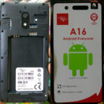 Itel A16 Flash file firmware without password