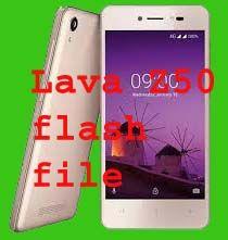 Lava Z50 Flash file/Firmware