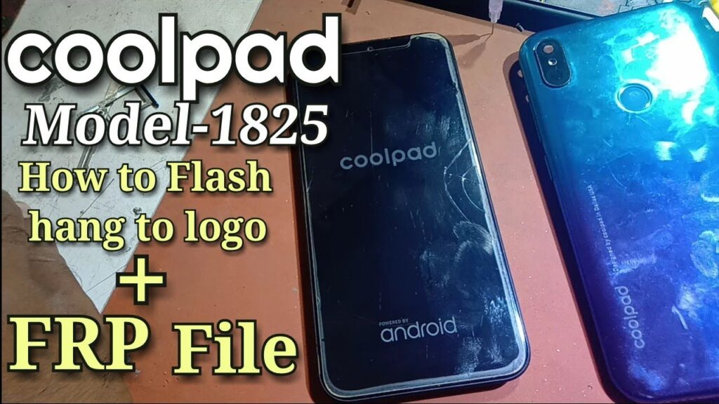 Coolpad 1825 Flash File Firmware Without Password