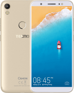 Techno Camon IN5 Flash File Without Password